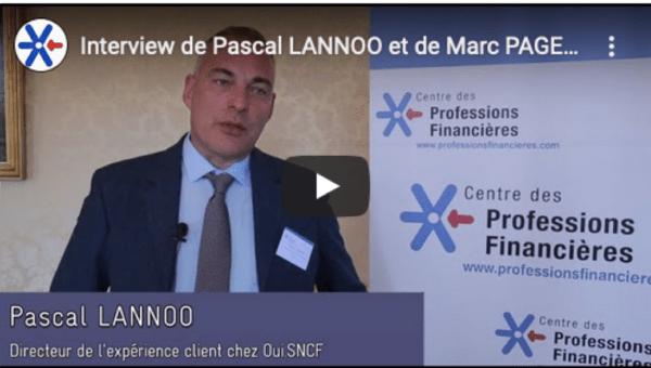 Interview de Pascal Lannoo et de Marc Pagezy