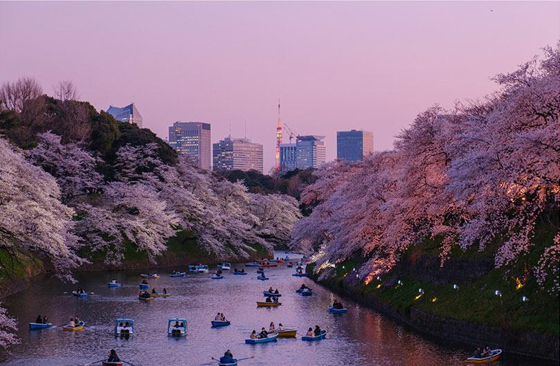 Cabinet de recrutement Tokyo
